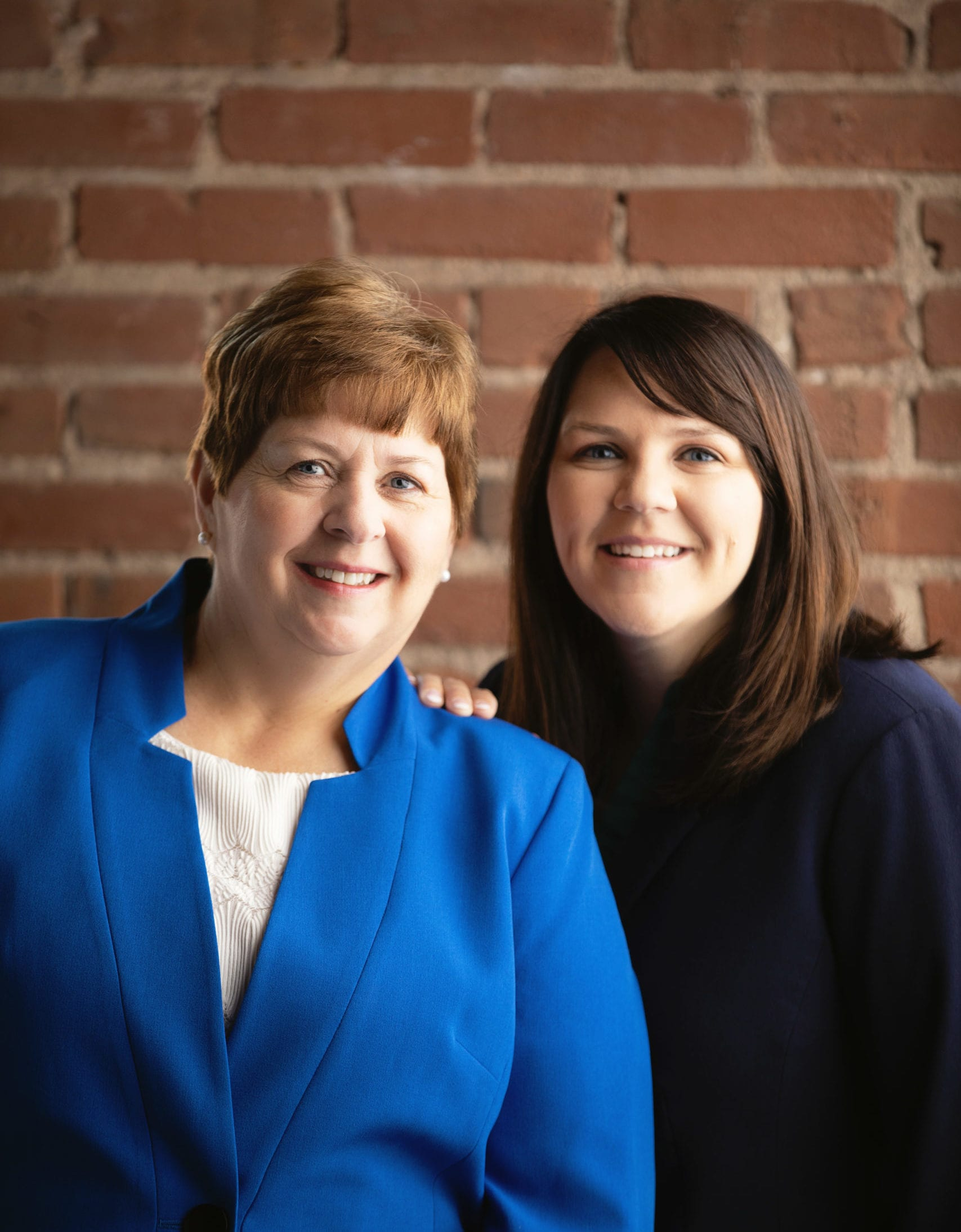 Founders of MPower Co: Thia and Lea